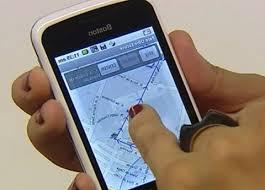 Контроль автотранспорта с помощью GPS