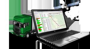 Система контроля расхода топлива и мониторинга транспорта
